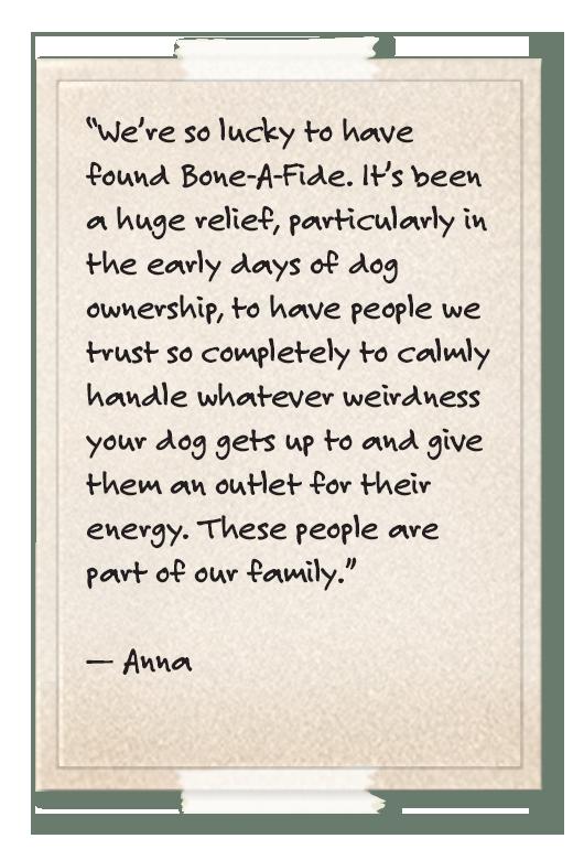Read more testimonials